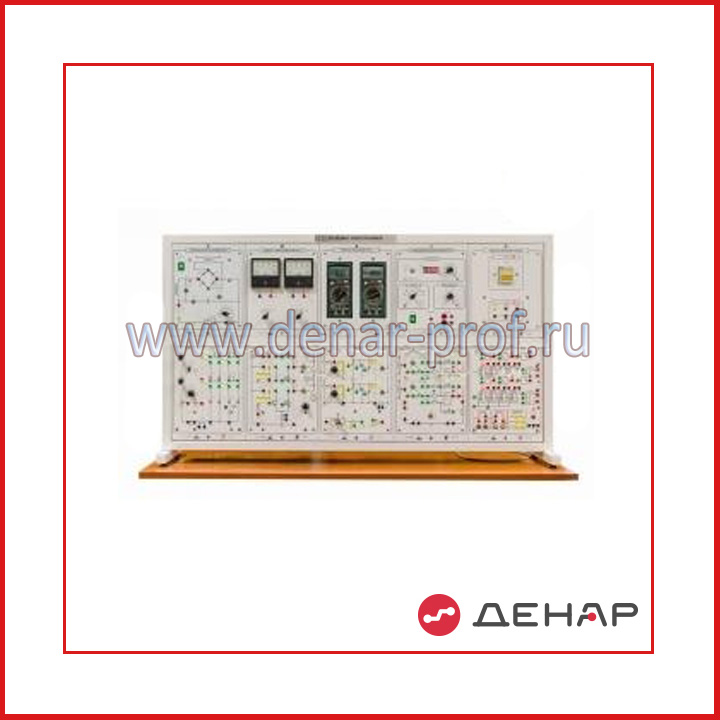 Типовой комплект учебного оборудования «Основы электроники», исполнение настольное ручное (ОЭ-НР)