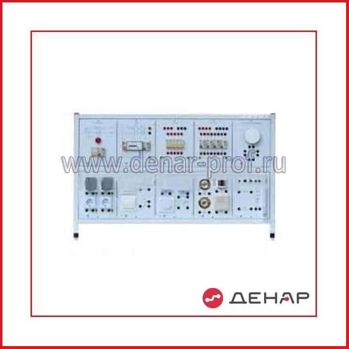 Типовой комплект учебного оборудования «Электромонтаж в жилых и офисных помещениях», стендовое исполнение   ЭЖиОП-СР