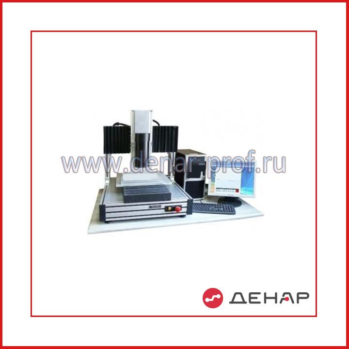Типовой комплект учебного оборудования«Координатная измерительная машина (КИМ) с ЧПУ и системой технического зрения» (12 лаб. раб.)