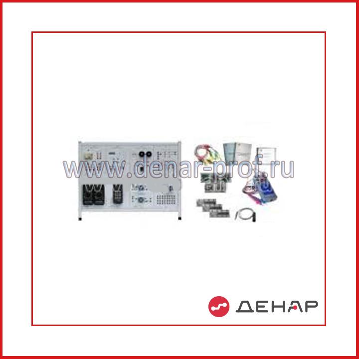Типовой комплект учебного оборудования «Электротехнические материалы», настольный вариант, компьютерная версия (ЭТМ-НК)