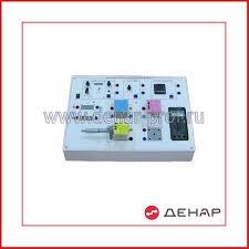 Типовой комплект учебного оборудования «Промышленные датчики технологической информации», исполнение моноблочное, ручное (ПД-ТИ-НР)